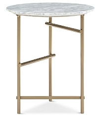 Caracole Concentric Side Table