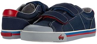 See Kai Run Kids Waylon (Toddler/Little Kid) (White Leather) Boy's Shoes