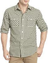 Izod Long-Sleeve Performance Twill Shirt