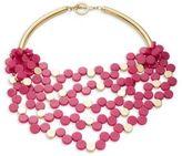 Trina Turk Beaded Statement Collar Necklace