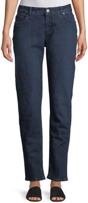 Loro Piana Mathias Hidalgo Washed Stretch Denim Jeans