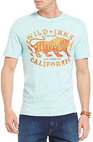 Daniel Cremieux Jeans Tattoos Short-Sleeve Graphic Tee