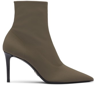 Prada Technical Fabric Boots