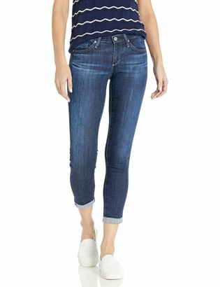 AG Jeans Women's The Isabelle High Rise Straight Jean