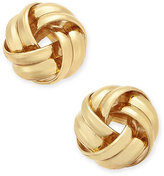 Vera Bradley Knot Stud Earrings
