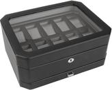 """Wolf 10-Piece Watch Box with Jewelry Storage """"Windsor"""""""