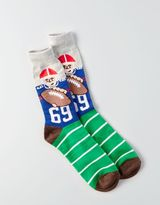 American Eagle Outfitters AE Football Crew Socks
