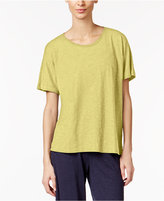 Eileen Fisher Hemp-Organic Cotton T-Shirt