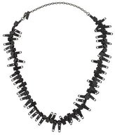 Marc Jacobs Zipper Collar Necklace