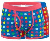 Red Herring Pack Of Two Blue Spot Trunks
