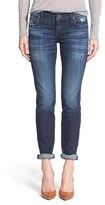 KUT from the Kloth Petite Women's 'Catherine' Stretch Boyfriend Jeans