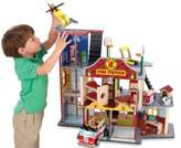 Kid Kraft Deluxe Fire Rescue Set