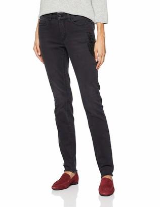 M·A·C MAC Women's Dream Skinny Feather Jeans