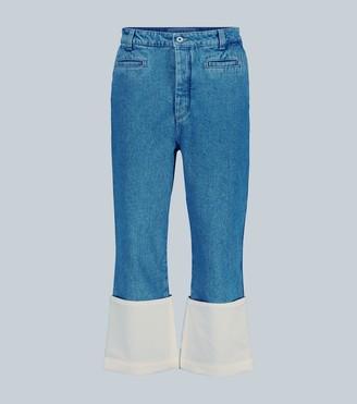 Loewe Fisherman stonewashed jeans
