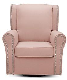 Bloomingdale's Kids Pippa Nursery Glider Swivel Rocker Chair
