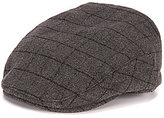 Daniel Cremieux Large Scale Plaid Driver Hat