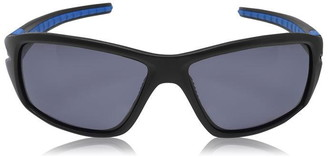 Freedom Freedom Noce Large Duel Injected Wrap Sunglasses