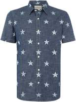 Denim And Supply Ralph Lauren Classic Short Sleeve Sport Shirt