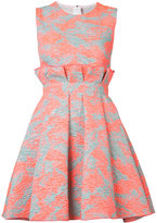 MSGM brocade dress - women - Polyamide/Polyester/Metallic Fibre - 40