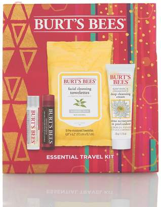 Burt's Bees Essentials Skin Care Travel 5-Piece Holiday Gift Set