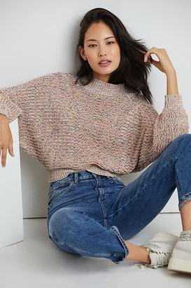 BB Dakota Sadira Cropped Pullover By in Assorted Size L