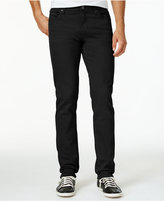 William Rast Men's Slim-Fit Straight-Leg Dean Twill Pants
