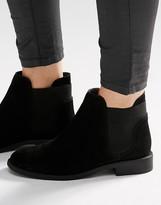 Asos American Suede Chelsea Boots
