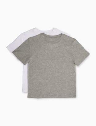 Calvin Klein Boys 2-Pack Cotton T-Shirts