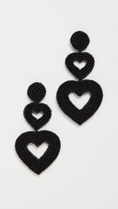 BaubleBar Double Hearts Statement Drops