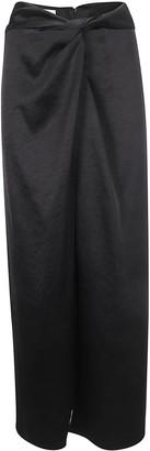 Nanushka Samara Twisted Front Skirt