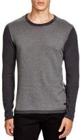 Armani Collezioni Mini Zig Zag Sweater