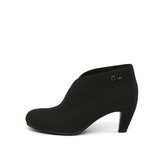 United Nude Striped Mid Bootie