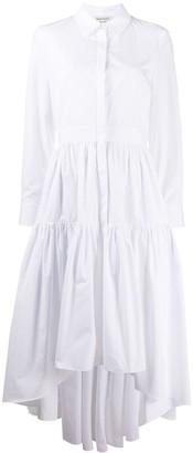 Alexander McQueen Cotton Shirt Dress