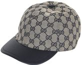 Gucci Gg Sumpreme Cotton Canvas Baseball Hat