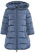 Il Gufo Ice Blue Puffer Coat