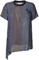 Opening Ceremony Foulard Tunic blouse - women - Silk/Rayon - 2
