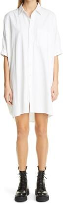 R 13 Oversize Boxy Shirtdress