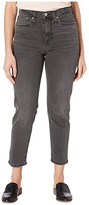 Madewell The Momjean in Dunstable Wash (Dunstable Wash) Women's Jeans