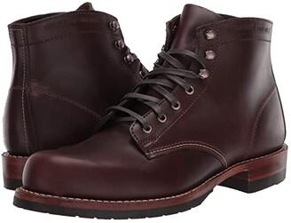 Wolverine Heritage Original 1000 Mile Evans Boot (Havana Brown) Men's Boots