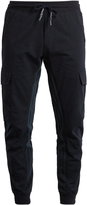 ADIDAS ORIGINALS BY WINGS + HORNS Superstar striped cotton-blend twill track pants