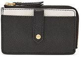 Fossil Keely Color Block Card Case