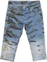 Roberto Cavalli Denim pants - Item 42581494