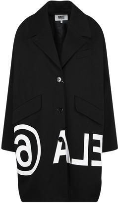 MM6 MAISON MARGIELA Oversized Cocoon Coat