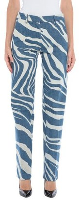 Roberto Cavalli Denim trousers