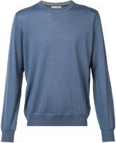 Brunello Cucinelli crew neck sweatshirt - men - Cashmere/Wool - 50