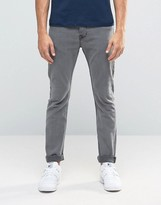 ONLY & SONS Jeans In Skinny Fit Grey Denim With Stretch