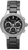 DKNY Women's NY4983 Ceramic Analog Quartz Watch with Dial