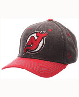 Zephyr New Jersey Devils Anchorage Snapback Cap