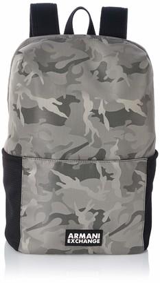 A|X Armani Exchange Men's Nylon Backpack