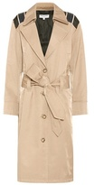 Opening Ceremony Inside Out trench coat